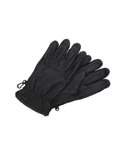 Marmot - Black Basic Work Glove (dark Brown) Extreme Cold Weather Gloves for Men - Lyst