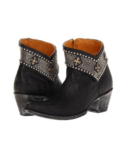 Old Gringo - Clovis (black) Cowboy Boots - Lyst