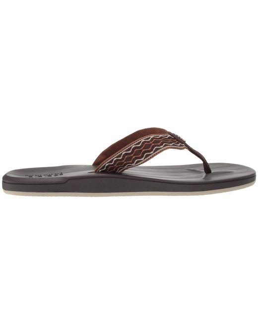 b8e428c76b73 ... Lyst Reef - Brown Cushion Smoothy (black) Men s Sandals for Men ...