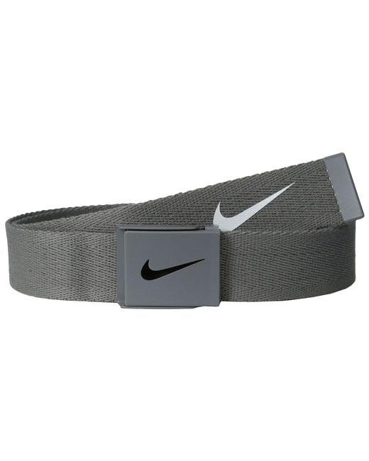 Nike - Gray Tech Essentials Single Web - Lyst