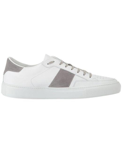 Suede Side Band Sneaker eleventy VbClTIoM