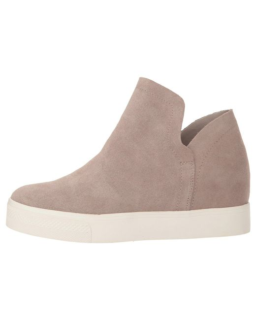 58c8220a32b4 ... Steve Madden - Multicolor Wrangle (taupe Suede) Women s Shoes ...