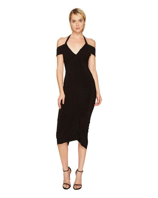 Preen By Thornton Bregazzi | Black Clara Dress | Lyst