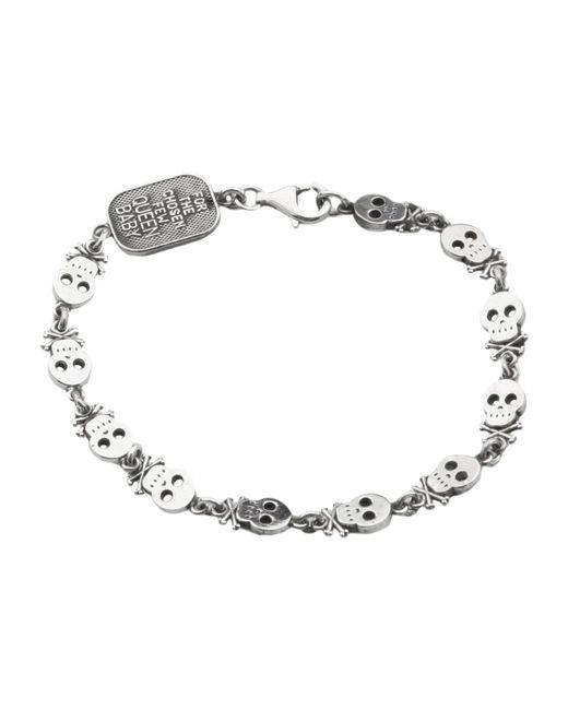 King Baby Studio | Metallic Motif Bracelet | Lyst