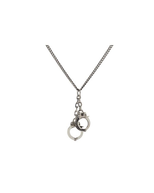 King Baby Studio | Metallic Small Handcuffs Pendant for Men | Lyst