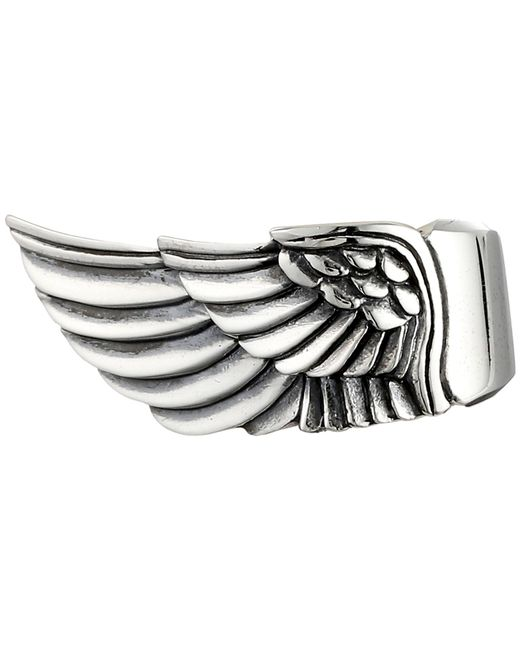 King Baby Studio | Metallic Wing Ring | Lyst
