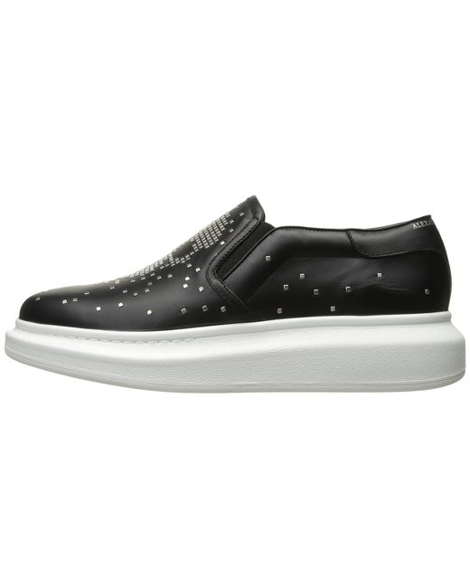 Alexander Mcqueen Pixelated Skull Sneaker In Black For Men