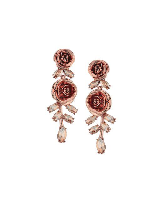 Kate Spade | Multicolor Garden Garland Linear Earrings | Lyst