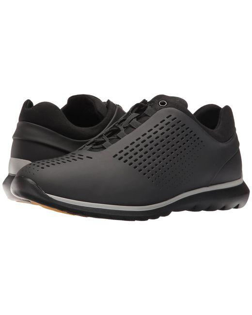 Z Zegna - Black Sprinter Sneakers for Men - Lyst ...