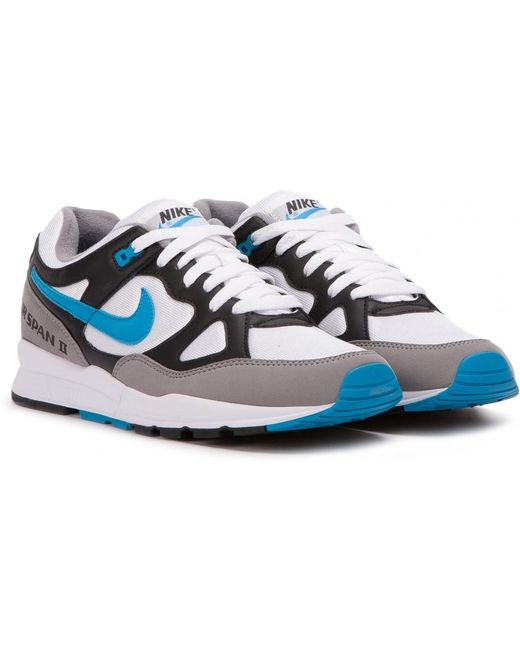 Nike Men's Black Nike Air Span Ii