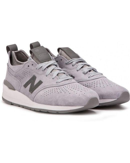 New Balance Men's Gray 997 Og Made In Usa