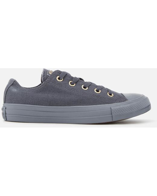Converse Men's Natural Chuck Taylor All Star Ox Trainers