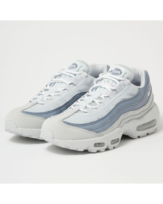 Nike Men's Blue Air Max 95