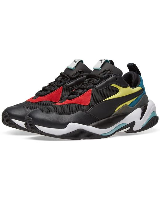 PUMA Men's Black Thunder Spectra
