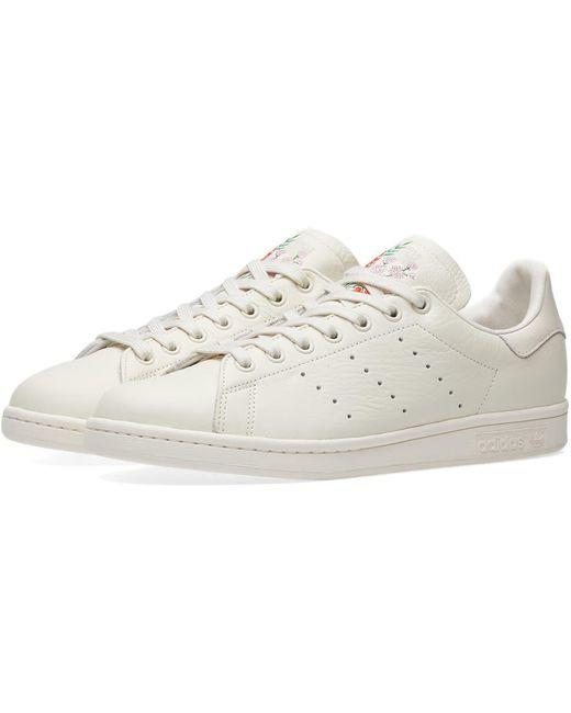 adidas Men's White Stan Smith