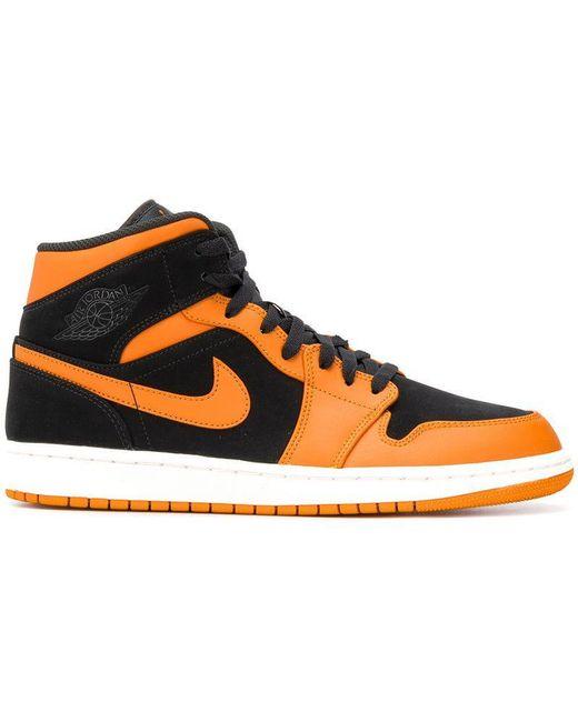 Nike Men's Black Air Zoom Sertigr Sneakers