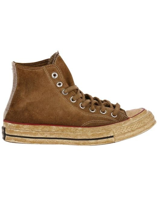 Converse Green Sneakers Men