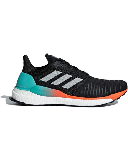 adidas Men's Blue Solarboost Trainers