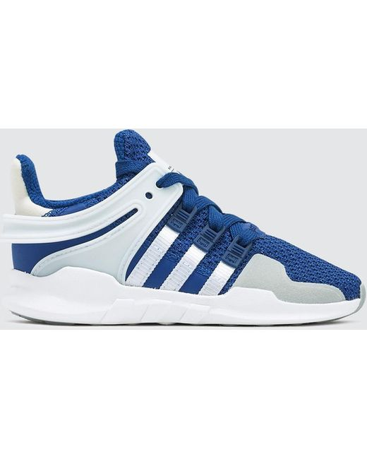 adidas Men's White Eqt Support Adv