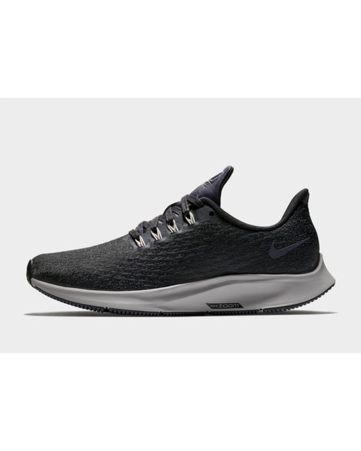 Nike Men's Gray Air Zoom Pegasus 35 Premium