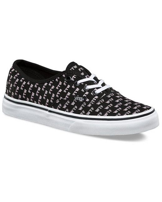 Vans Men's Black Authentic 44 Dx