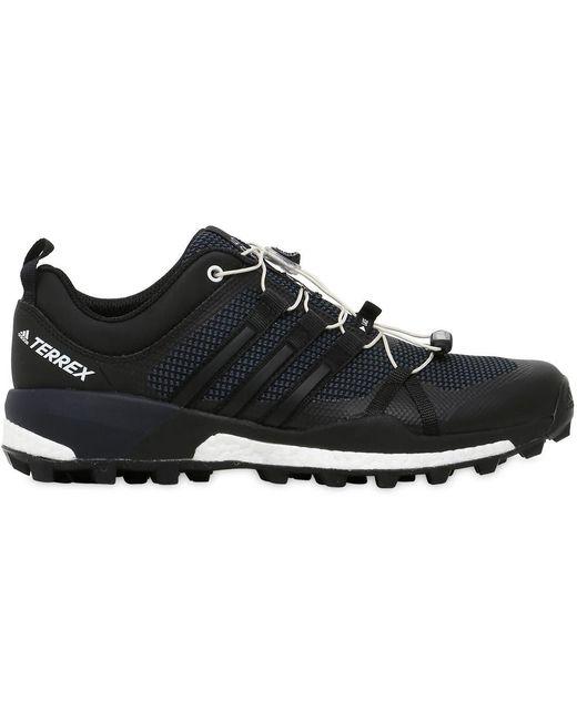 adidas Originals Men's Green Trail Nmd Primeknit Boost Sneakers