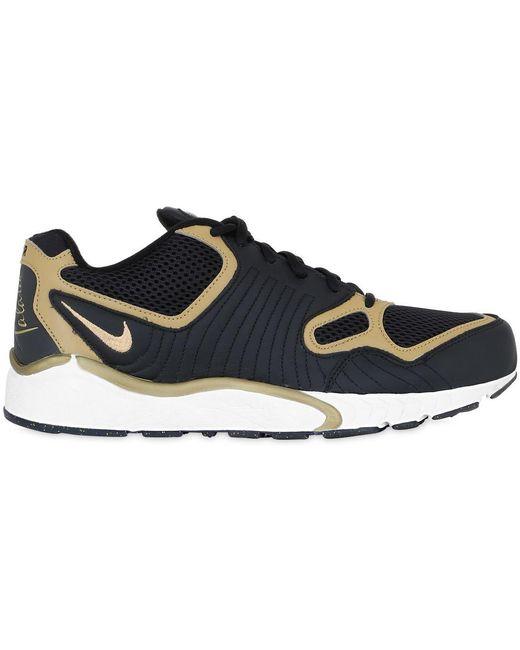 Nike Men's Green Air Zoom Talaria 16 Mesh Sneakers