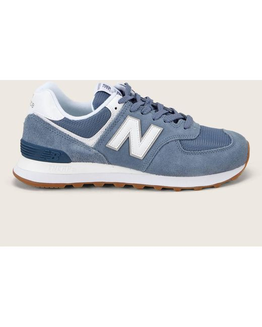 New Balance Men's Red Low-top Trainer
