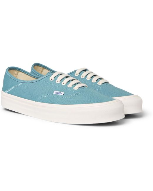 Vans Men's Og 43 Lx Canvas Sneakers