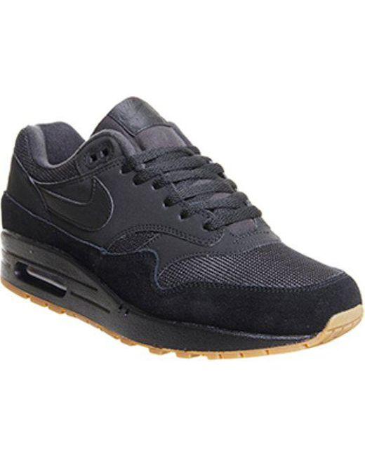 Nike Men's Black Air Max 95 Ultra M
