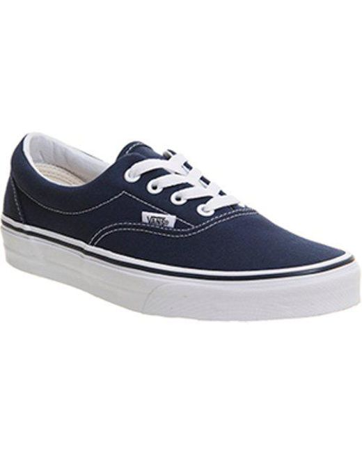 Vans Men's Blue Era E