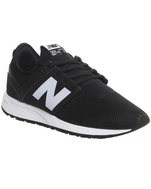 New Balance Men's Black 247
