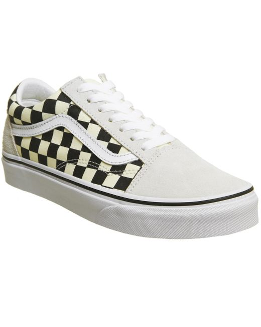 Vans Men's White Old Skool 36 Dx