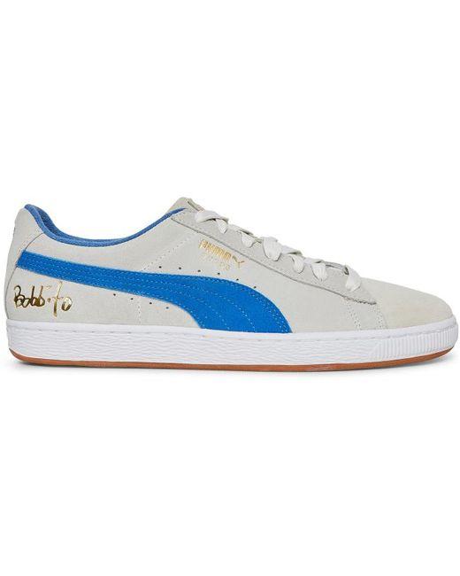 PUMA Men's Bobbito Garcia Suede Sneakers