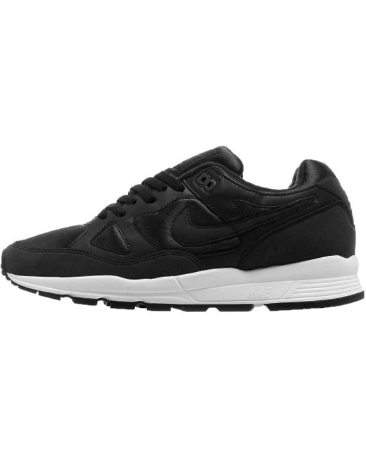 Nike Men's Black Wmns Air Span Ii