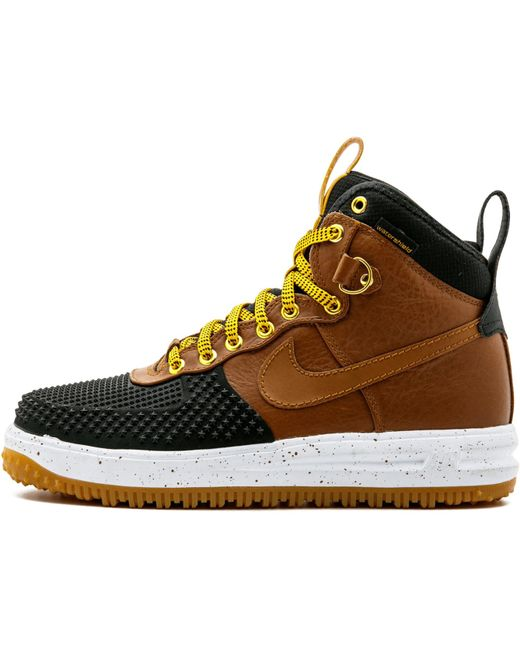 Nike Men's White Lunar Force 1 Duckboot '17 High Ibex Trainer