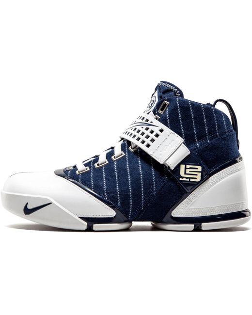 Nike Men's Gray Zoom Lebron 3