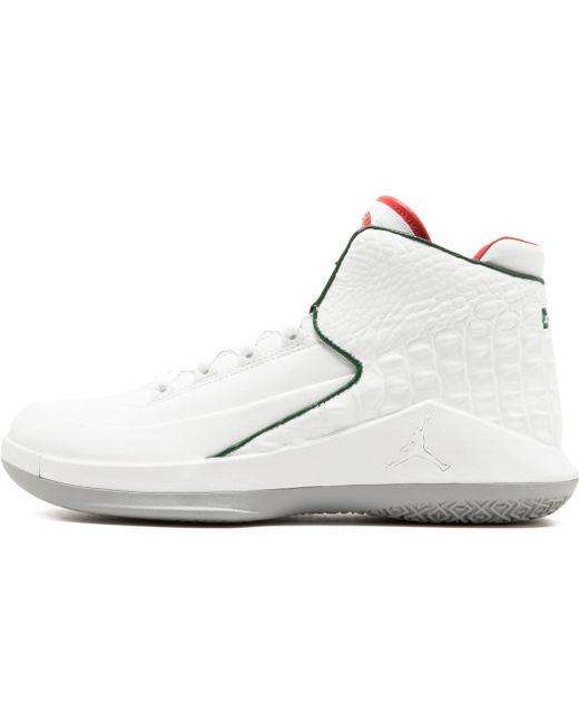 Nike Men's White Air Jordan Xxxii