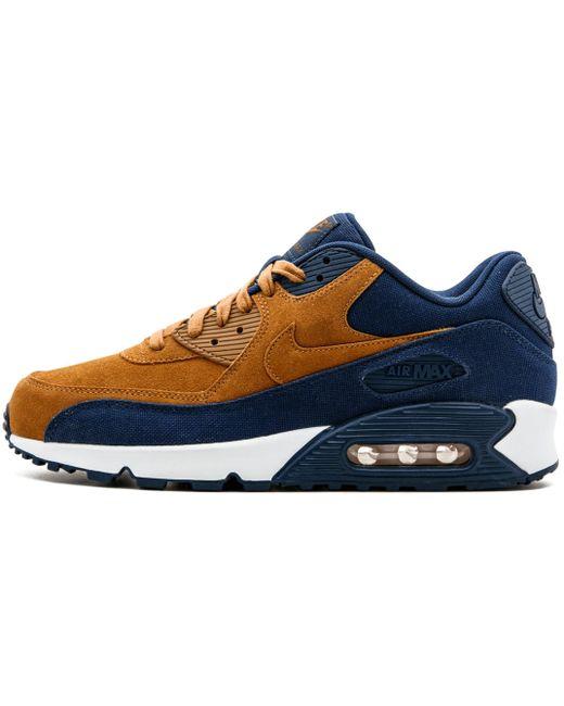 Nike Men's Brown Air Max 95 Premium Se