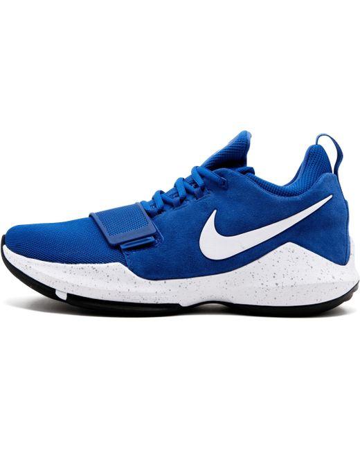 Nike Men's Blue Cp3.8 Ae Bg