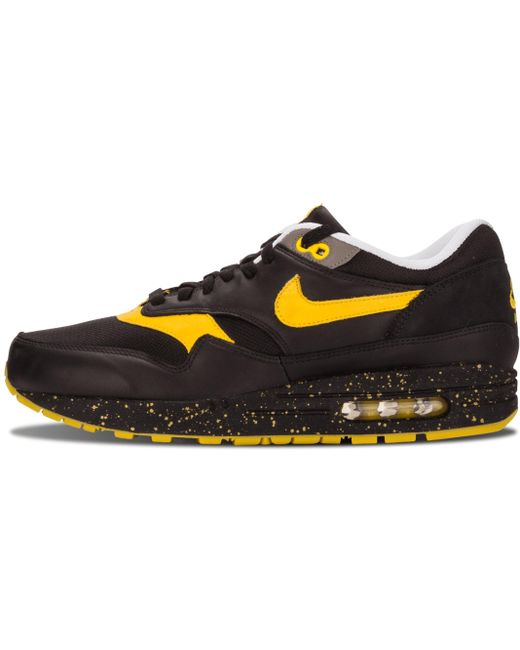 Nike Men's Yellow Air Force 1 Low Sup Tz Laf