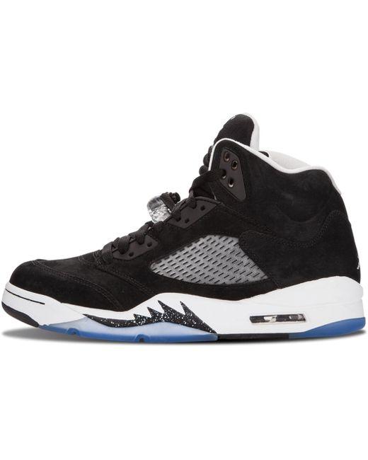 Nike Men's Black Air 12 Retro (gs)