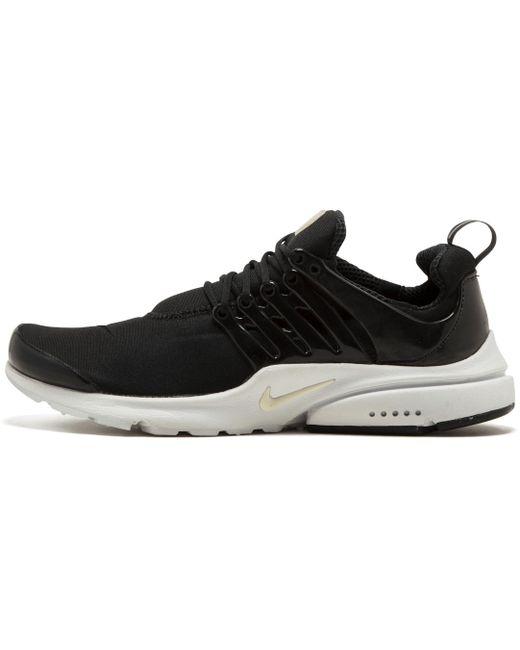 Nike Men's Black Air Presto