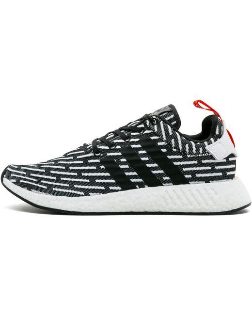 adidas Men's Black Nmd_xr1