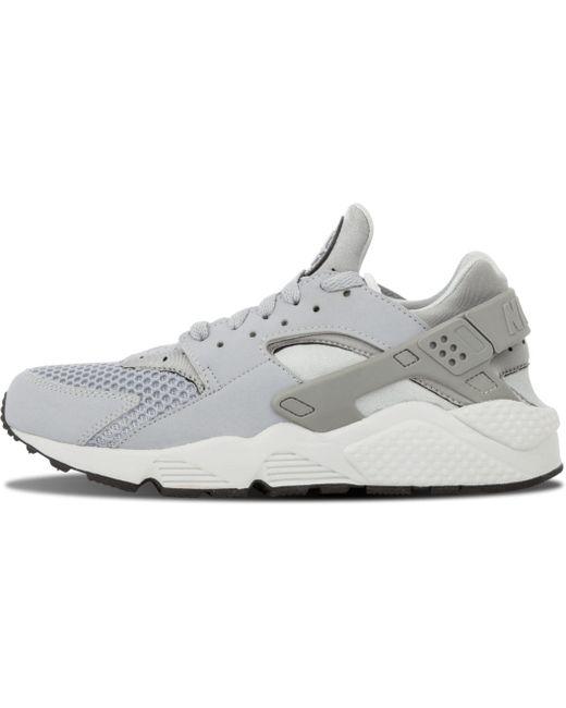 Nike Men's Gray Air Huarache