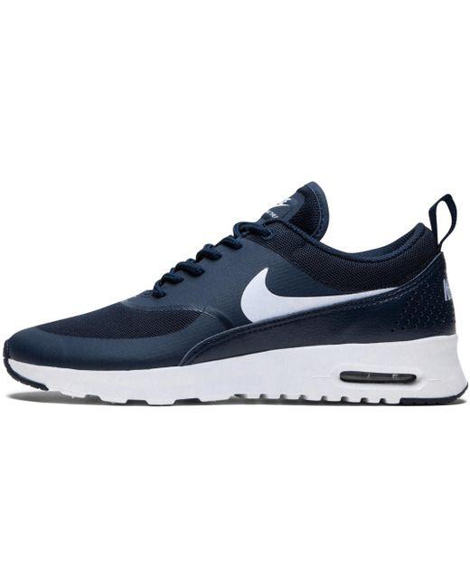 Nike Blue Womens Air Max Thea Se