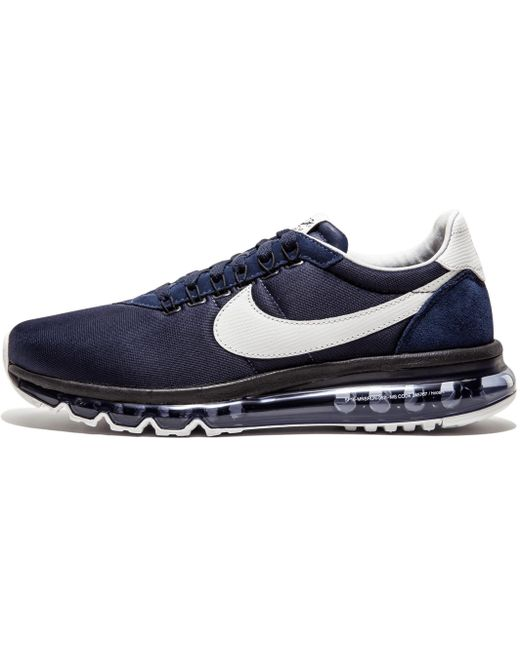 Nike Men's Blue Air Max Ld Zero