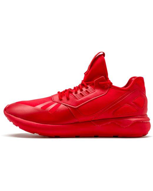 adidas Men's Red Tubular Runner