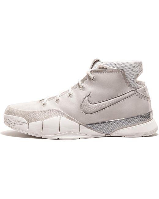 Nike Men's White Air Zoom Huarache Ftb 2k4