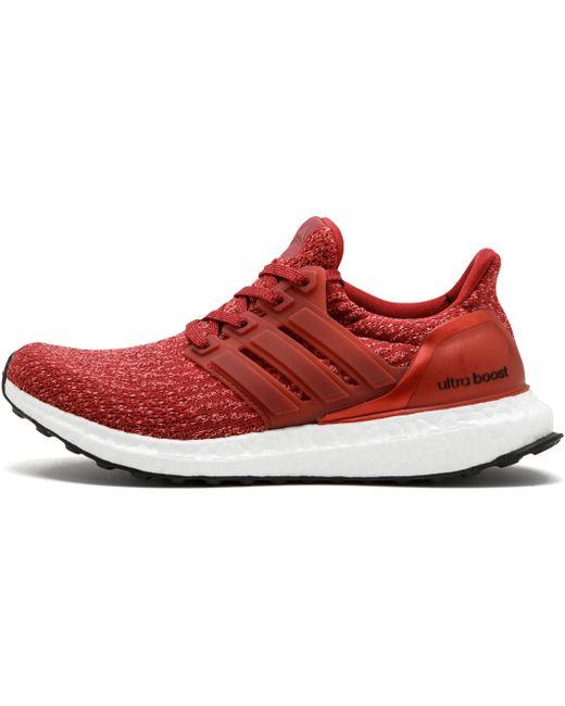 adidas Men's Red Ultraboost J